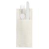 "Airlaid napkins ""Kangaroo"" 33 x 40 cm ""DC"", ivory"