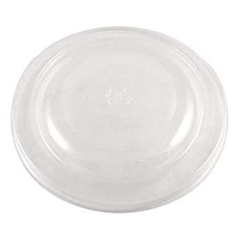 Lid for fiber bowl 960 ml, clear