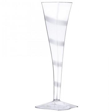 Vienreizlietojamās šampanieša glāzes