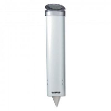 Dispenser for paper cone cups